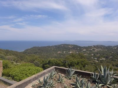 Photo for Cap Gaou Benat Holiday Home, Sleeps 5 with WiFi
