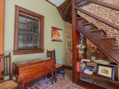 Photo for Romantic Carriage House near Columbia Square--Reserved Parking, Walk Everywhere