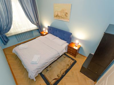 Photo for Apartment with 2 bedrooms on Tolstoy