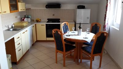 Photo for Holiday house VESNA, Vinjerac, Croatia