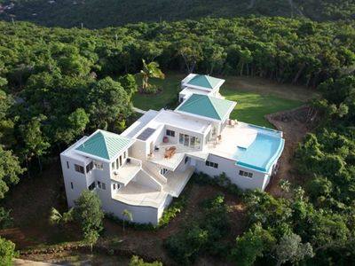 Photo for Langarra: Contemporary, Pristine Estate w/2 Private Beaches, Endless View