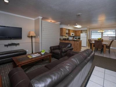 Photo for January 5 -12, 2019.  2 Bedrm Ski Condo just steps to Park City Mountain Resort