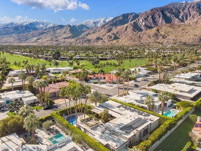 Photo for Spring Special! Indian Canyons Retreat with Mountain Views, Manicured Gardens and Private Swimming P