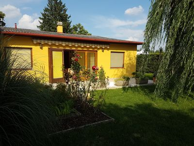 Photo for Holiday house, only 250 m from the lake, up to 6 persons, open all year