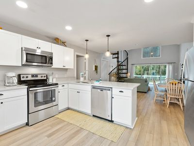 Photo for 2nd Row Newly Remodeled 4 Bed/Bath Beach House - Pet Friendly with Private Pool