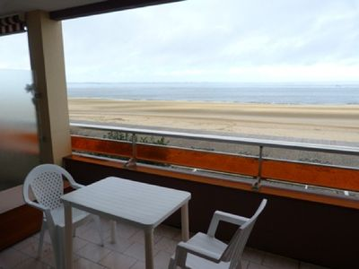 Photo for ARCACHON NEAR CENTER - BASIN VIEW AND DIRECT ACCESS BEACH