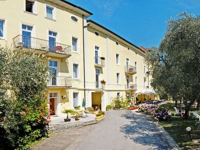 Photo for One bedroom Apartment, sleeps 4 in Riva del Garda with Pool and WiFi