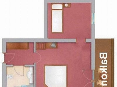 Photo for Family room with balcony for 3 persons - Landhaus Gitti