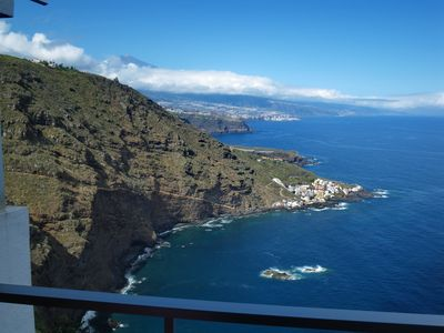 Photo for Tenerife '1 Million - $$ - view' of Mount Teide and the North Coast. Dream pool