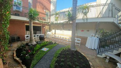Photo for 1BR Apartment Vacation Rental in Galveston, Texas