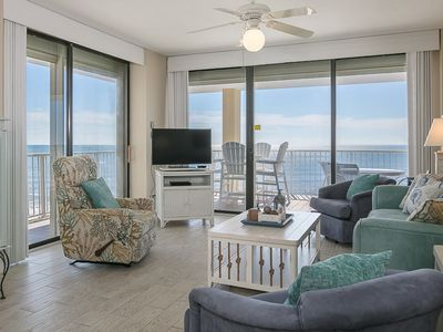 Photo for Summer House On Romar Beach #801A: 3 BR / 2 BA condo in Orange Beach, Sleeps 8