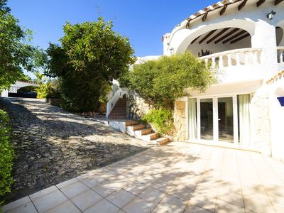 Photo for Wonderful private villa for 10 people with private pool, A/C, WIFI, TV and parking