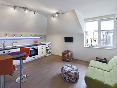 Photo for Stunning 1 Bedroom Apartment