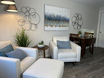 Photo for New 1Bd Steps to Broadway! Near Downtown, Zoo, Coronado, NEW Jacuzzi & BBQ Area with Fire Pit!