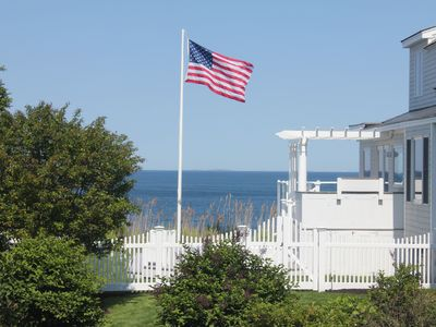 Photo for Beautiful Ocean View Home With Walking Access To Sandy Beaches