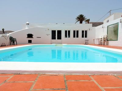 Photo for Casa Blanca with private pool, Games Room and Bar, Sleeps up to 22