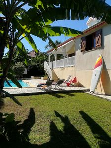 Photo for House 3 bedrooms, sleeps 7 at Sainte Rose,