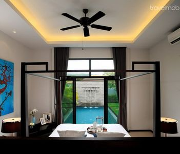 Two Villas HOLIDAY:Onyx style 2BDM