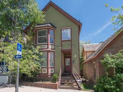 Photo for A perfect downtown Telluride location - for when location is everything
