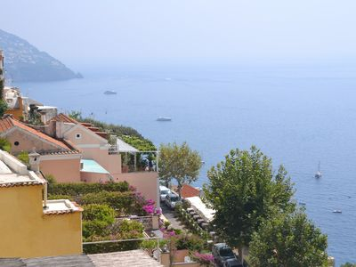 Photo for Will be in Positano Center - 2 Bedrooms - 2 Bathrooms - WiFi and AC free