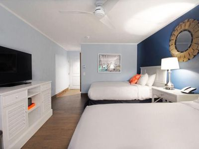 Photo for Florida Keys Group Escape! Four Chic Units for 16 Guests, Pool, Parking, Tennis