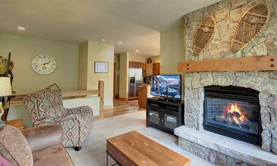 Photo for Modern Townhome w/ Laundry, Grill, Private Parking, 5 min Shuttle ride to Slopes!