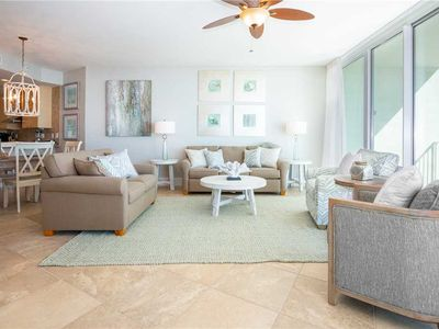 Photo for Caribe 1112D: 3 BR / 3 BA condo in Orange Beach, Sleeps 10