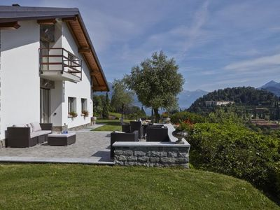 Photo for Bellagio Villa, Sleeps 7 with Pool, Air Con and WiFi
