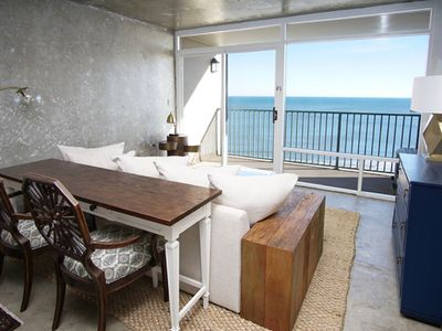 Photo for Sand Dunes Main Tower 1037,  Lovely 1 Bedroom Condo with Beautiful Ocean Front Views, Indoor Outdoor Swimming Pools, Hot Tub, La