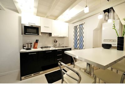 Photo for Duplex apartment near the Biennale with washing machine