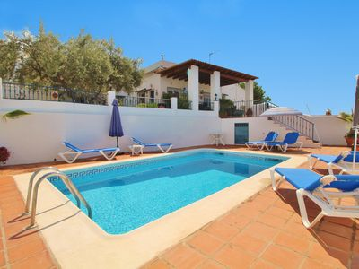 Photo for 1003 Villa Cornocalejo - Villa for 6 people in Nerja
