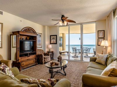Photo for Beachfront Condo with Stunning Views and Access to All Resort Amenities!
