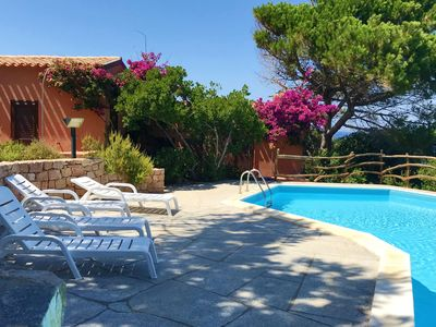 Photo for Villa Francesca Seaview with shared pool - WI-FI