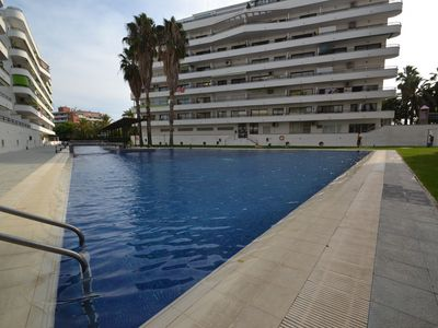 Photo for 1BR Apartment Vacation Rental in Salou, Tarragona