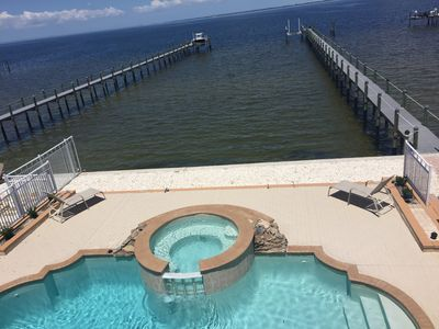 Photo for Newly Renovated Luxury Waterfront Tampa Bay