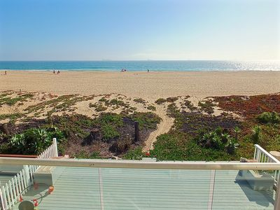 Photo for Luxurious Beach Front Home in Sunset Beach CA