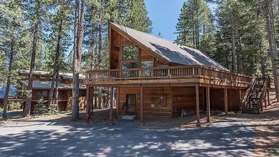 Photo for Multi Family Friendly Beautiful Cabin with Perks Galore
