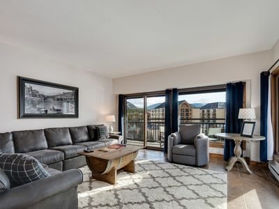 Photo for Ski-In/Ski-Out Penthouse In-Town. Best of Breck!