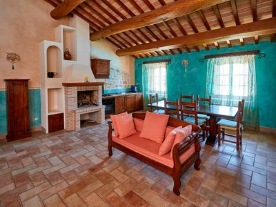 Photo for The perfect place to visit Umbria - Emerald Apartment