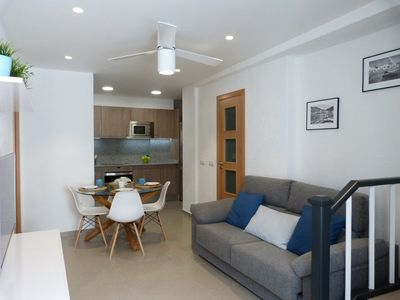 Photo for 101.101_Apartment in Sant Antoni street.