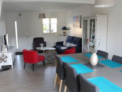 Photo for The Pouliguen house completely renovated. All on foot! 6/8 people