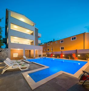Photo for Apartment in Villa Santos with Swimming Pool VII