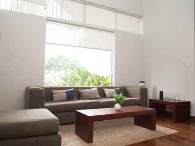 Photo for Great Location-Nice & Comfy Flat in Miraflores