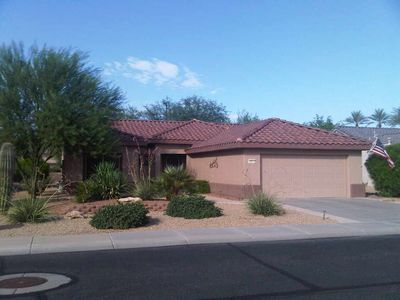 Photo for Affordable, Casual Comfort in Stylish Sun City Grand - Golf Cart Included!