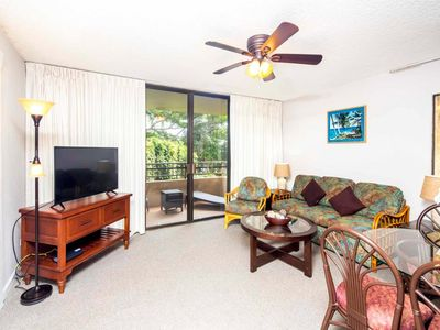 Photo for Laid-Back Style for Families! WiFi, Lanai, Full Kitchen, Flat Screens–Paki Maui 127