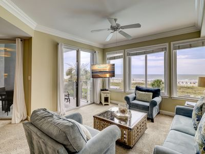 Photo for 3202 SeaCrest- Direct Oceanfront & Fully Renovated.
