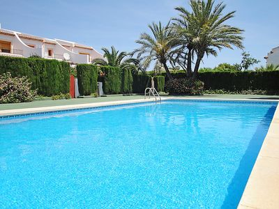Photo for Vacation home La Merced  in Calpe/ Calp, Costa Blanca - 4 persons, 2 bedrooms