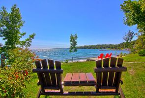 Photo for 4BR Cottage Vacation Rental in Omena, Michigan