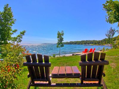 Photo for Lavender Lane Omena-Grand Traverse Bay-Beautiful location close to Northport