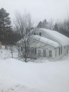 Photo for 3 Bedroom Home just outside of town- Easy Snowmobile/ATV/Hiking Trail Access